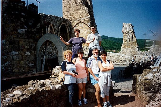 2001-ben Miskolc-Tapolcán jártunk!
