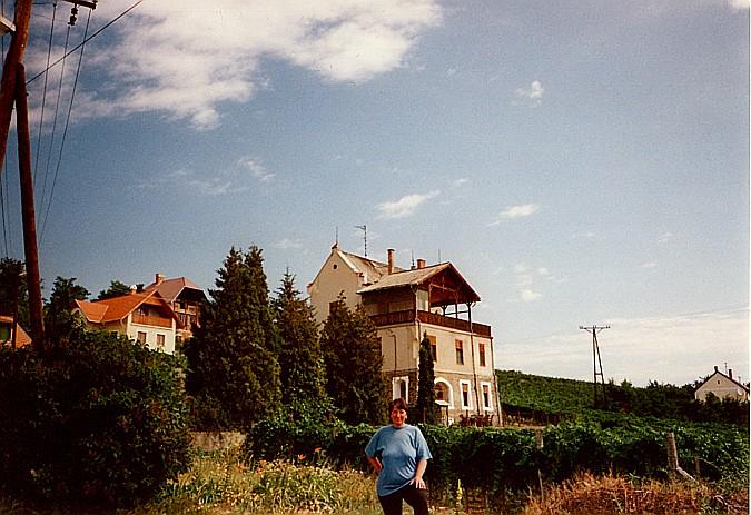 2003. Badacsony - Zalakerámia üdülő - kirándulás