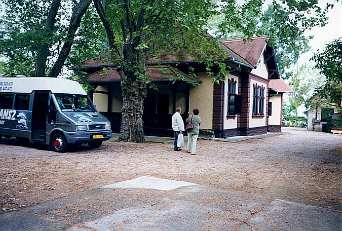 2004. Balatonvilágos - Korona zrt üdülő - tihanyi kirándulással