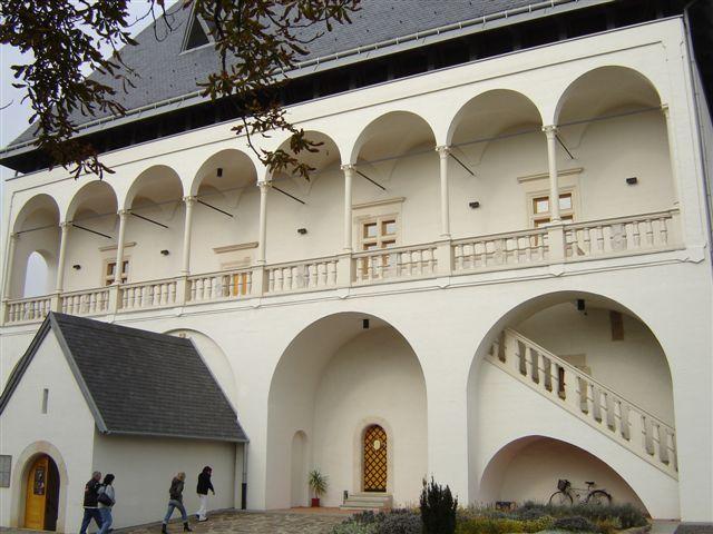 Báthory kastély