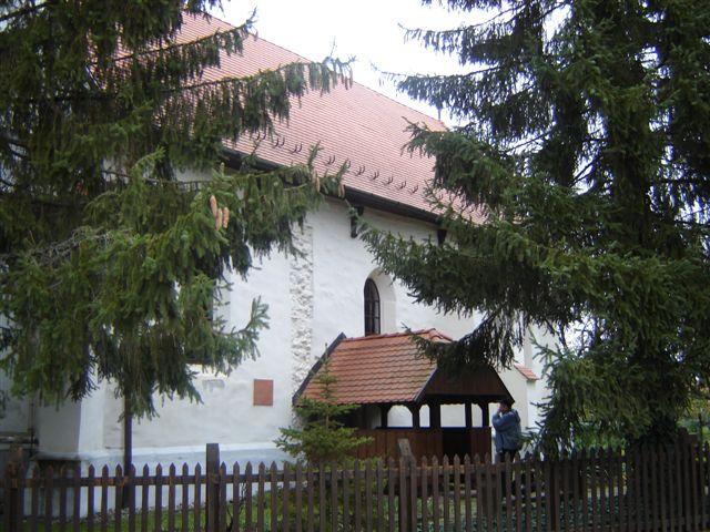 sonkádi templom