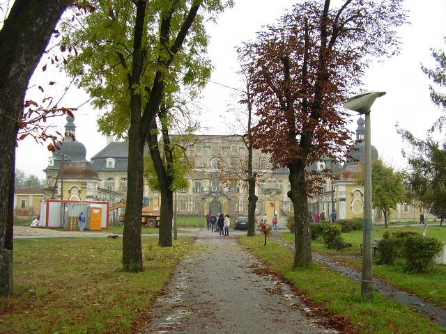 l'Huillier-Coburg kastély