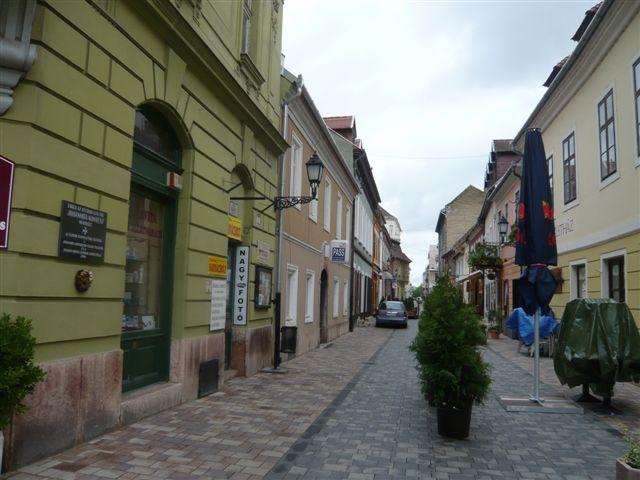 Győrben
