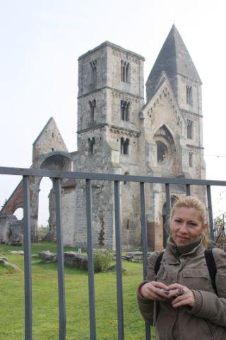 templom apácával
