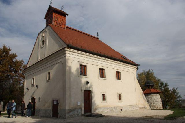 zámori templom