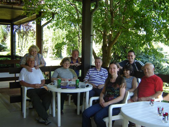 2012. madarak és fák napja – Szanazug, Univerzál üdülő
